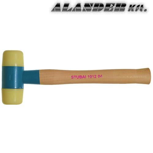 Műanyag kalapács Hickery nyéllel 30mm