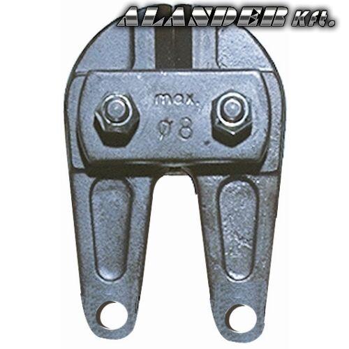Csapszegvágó pótfej, 630mm