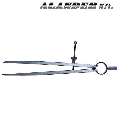 Rugóskörző, 150mm