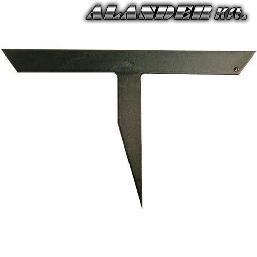 Palázó üllő egyenes 330mm