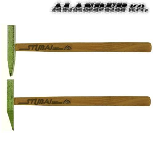 Csempéző kalapács (lapos-hegyes)