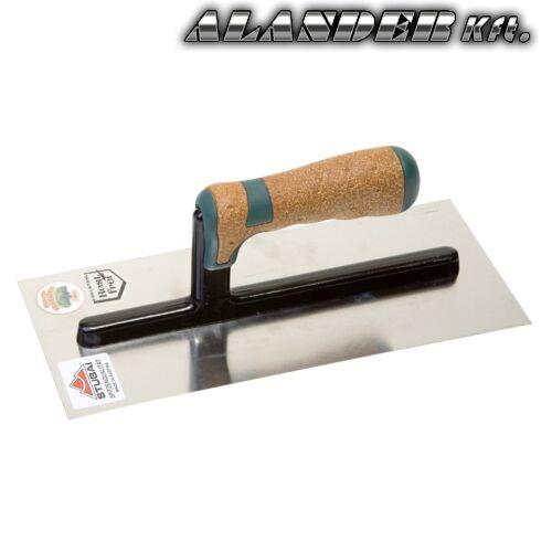 Fugázóvas szárazépítéshez parafa nyéllel, RF