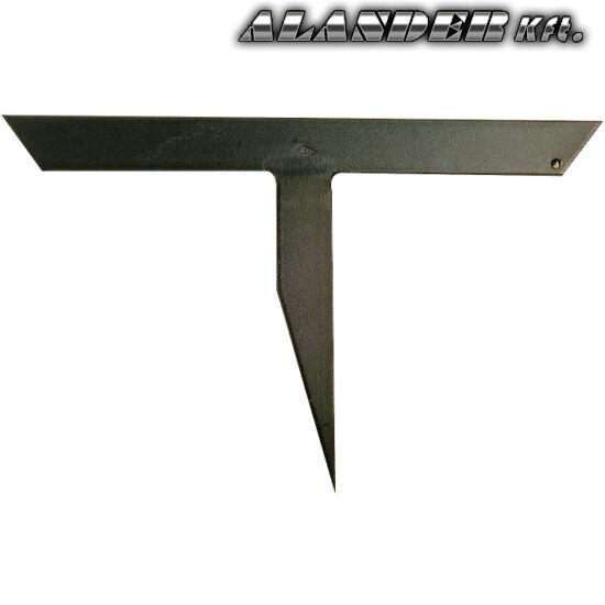 Palázó üllő egyenes 400mm